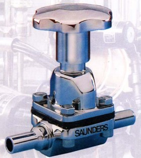 Saunders aseptic valve HC4